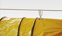 高橋縫製のダクト